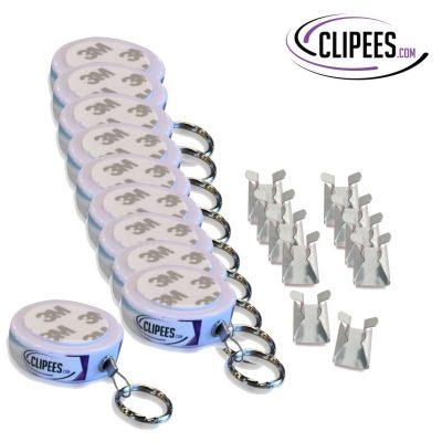 Clipees 10 YoKey nøkkelholder 10 BOE06C